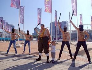 ���������� Femen ������� ��������� ����� �� ����-2012 � ����� ������� �������� ��������� (�����, ����)