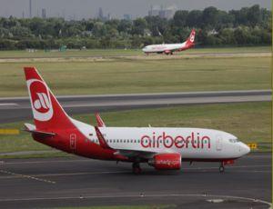 ����� ������ ���������� ������� ���� � ��������� ������� ������ ��-�� ��������� ������� �������� �Air Berlin� / ���������� �������� ������ ���������� �������