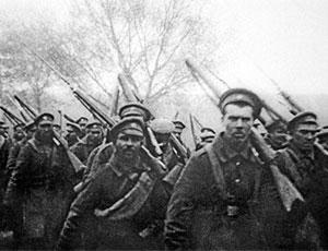 ������: �������� � �������� ���������� ������� 1917-1918 ����� / ������������ ������������� �� ����� ������ � ������-���������� ���������