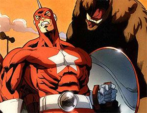 ������������ � ���������  ����� ��������� ������� Marvel / �� �������������� ��������� ���л � ����������� ��������