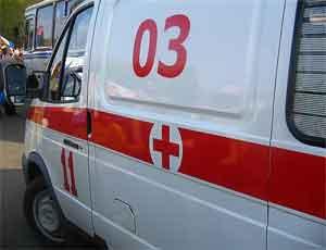 центре петербурга дтп водитель подрался медиками скорой