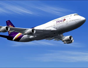 Thai Airways �������� � ����������� ������� �� �������� � ������