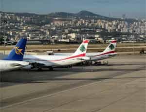 Online табло аэропорта Бейрут Рафик Харири вылет рейсов