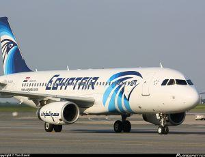 �������� �������� ������ Airbus A-320 �������� EgyptAir / � ���������� ��������� �� 62 �� 82 �������