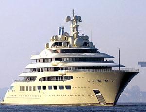 алишер усманов меняет возлюбленных старая 110-метровая яхта бизнесмена