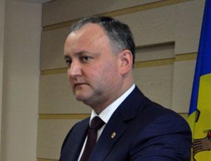 игорь додон приднестровье станет вторым калининградом независимость пмр