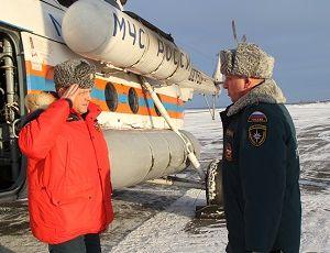 На Урале ликвидировали центр МЧС России / В рамках глобальной реформы, которую проводит министерство