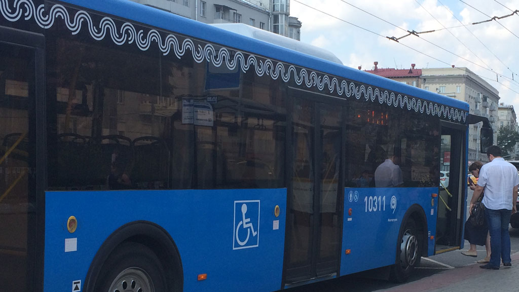 ВУзбекистане набирают водителей для работы вавтобусах столицы