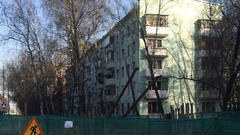 Москвичи начали «сбрасывать» квартиры вхрущевках