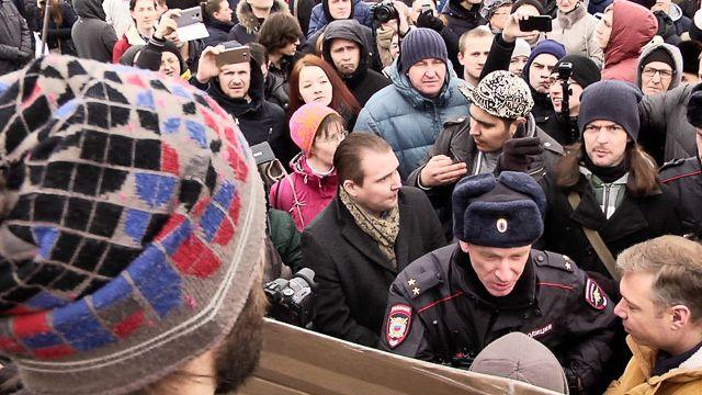 Митинг против коррупции вЕкатеринбурге пройдет всквере наБольшакова