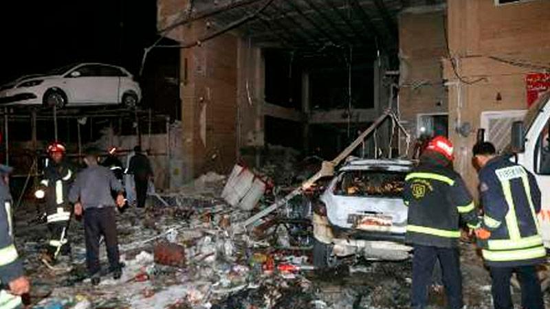 Появились данные опострадавших в итоге взрыва вШиразе