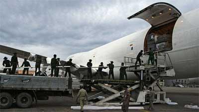 Обломки пропавшего вМьянме самолёта найдены вморе
