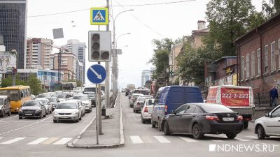 ВЕкатеринбурге открыли движение вдоль улицы Репина