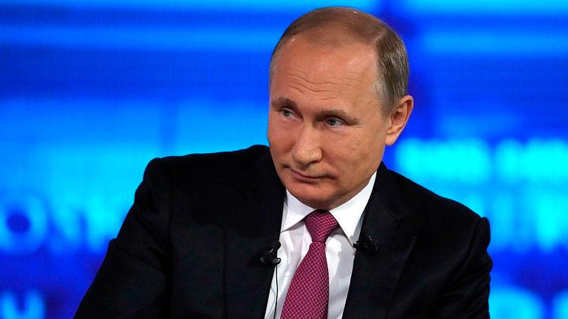 Путин предупредил Порошенко о«голубых мундирах» в EC