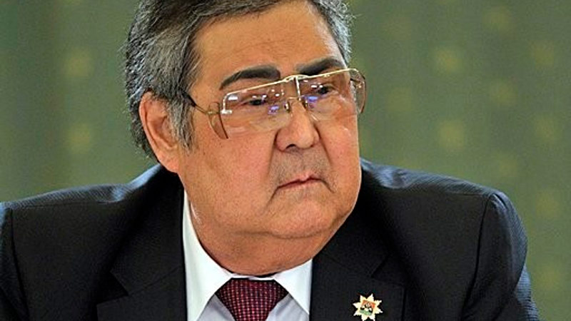 В пресс-центре  неподтвердили слух отяжелой болезни губернатора Кузбасса Амана Тулеева