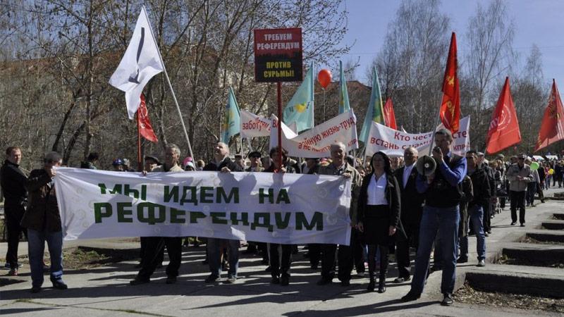ВАсбесте неразрешили проводить референдум против завода Ротенберга