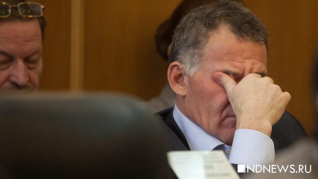 «Парнас» выдвинул Ройзмана напост губернатора Свердловской области