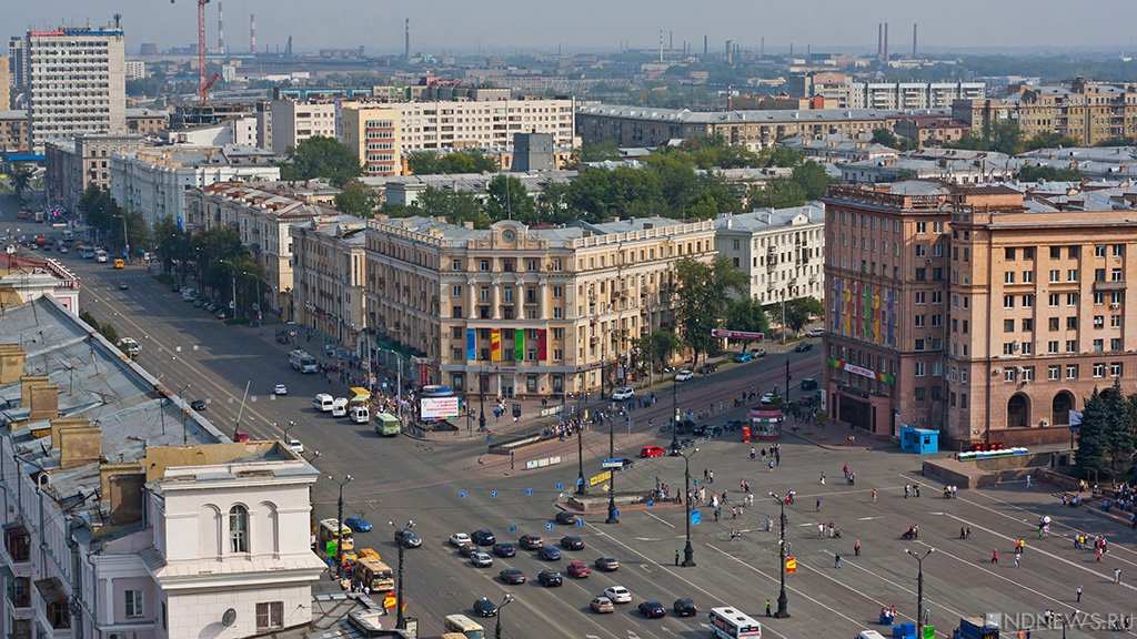 Снос домов вместо возведения — Расширение Челябинска