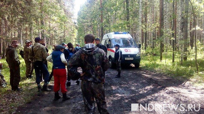 Мальчика, бродившего влесу 5 суток, перевели вГКБ №40 Екатеринбурга