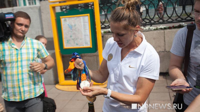 Олимпийская чемпионка Красномовец поборется запост руководителя Свердловской области