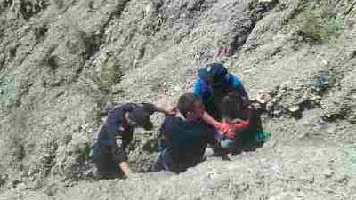 ВСудаке отыскали пропавшую жительницу Уфы