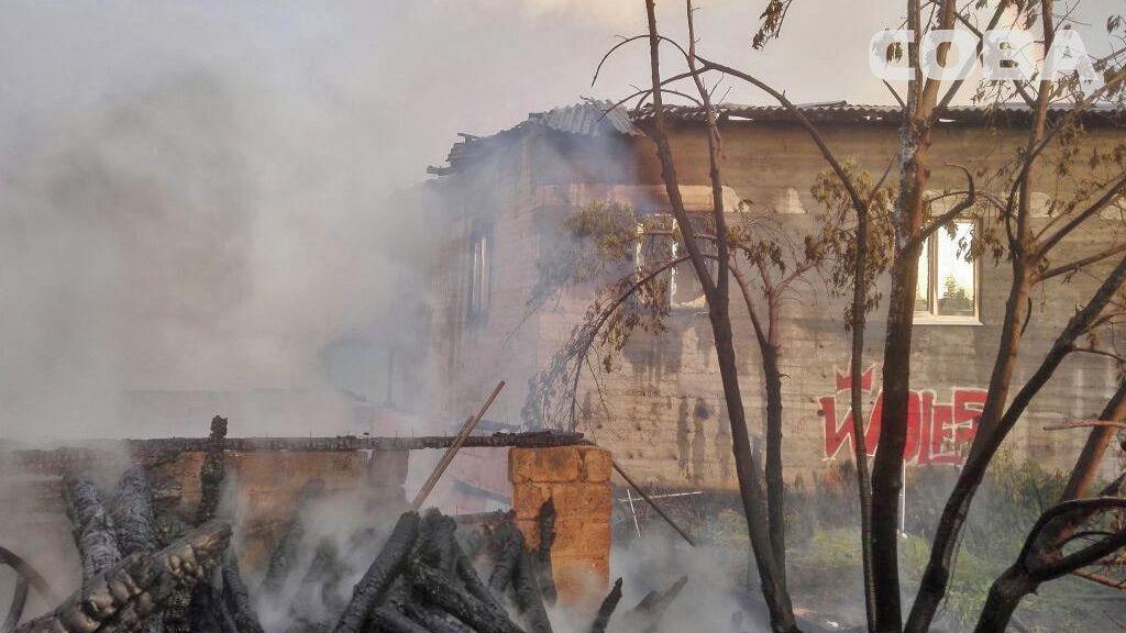 Cотрудники экстренных служб предотвратили взрыв наокраине Екатеринбурга