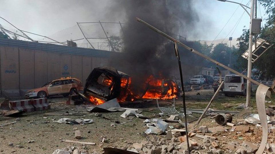 Погибли поменьшей мере 18 человек— Теракт вДамаске