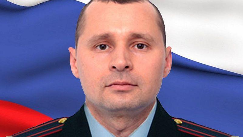 ВЕкатеринбурге назначен новый глава городского УМВД
