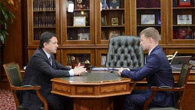 Губернатор Подмосковья отыскал замену главе Балашихи