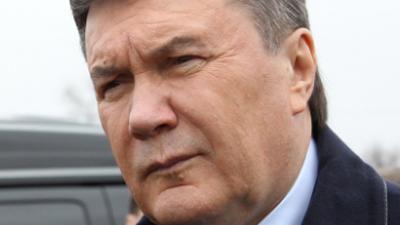Янукович непротив возвращения Крыма