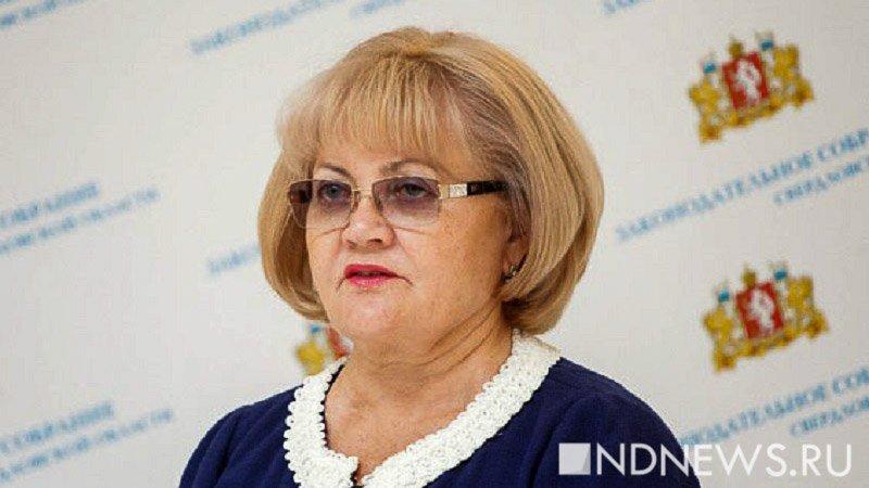 Официально: Бабушкина подтвердила поступление в заксо законопроекта об отмене выборов мэра