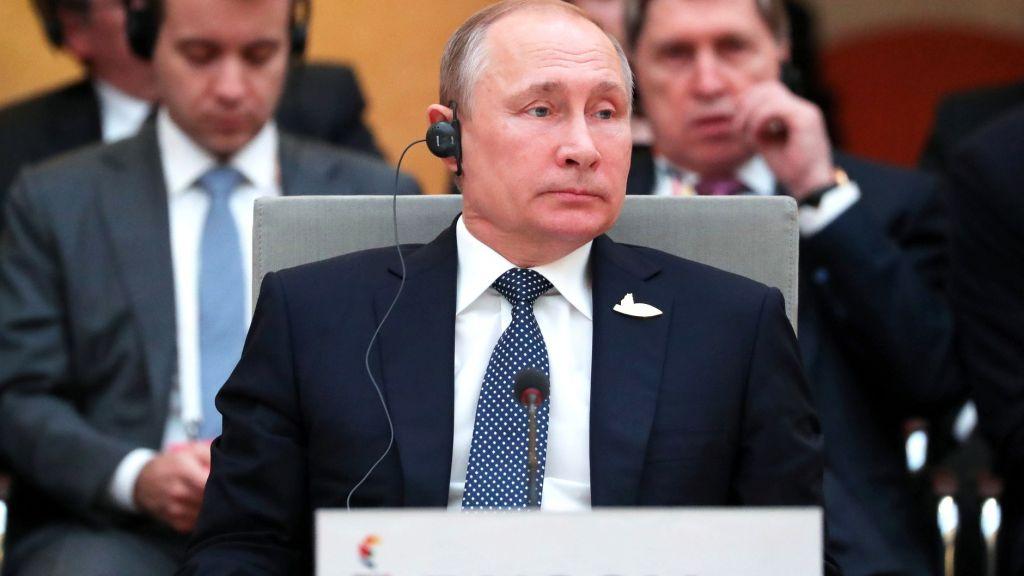 Путин принял отставку ядерного генерала
