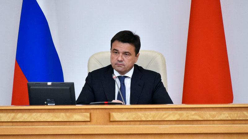 Нашёл крайнего: губернатор Подмосковья свалил всю вину за мусорный коллапс на главу Волоколамского района