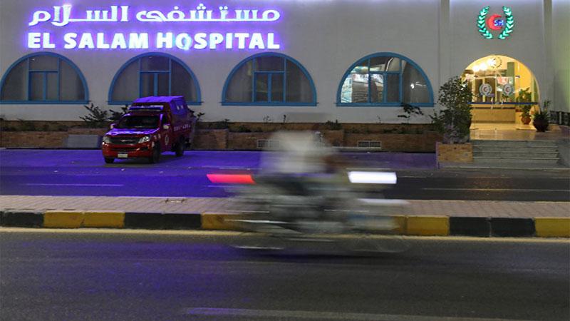Россиянку пострадавшую при ножевой атаке в Хургаде отправили в госпиталь Каира  Ростуризм призвал граждан РФ отказаться от поездок в Еги