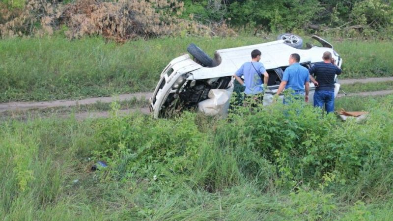 Под Новосибирском школьницы погибли вДТП из-за нетрезвого водителя