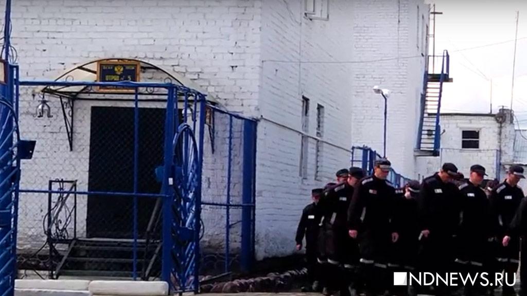 ЗаключенныеИК №5 отказались есть встоловой. генпрокуратура  начала проверку