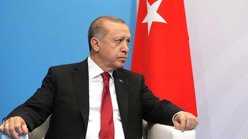 Эрдоган лишил Украину половины газового транзита