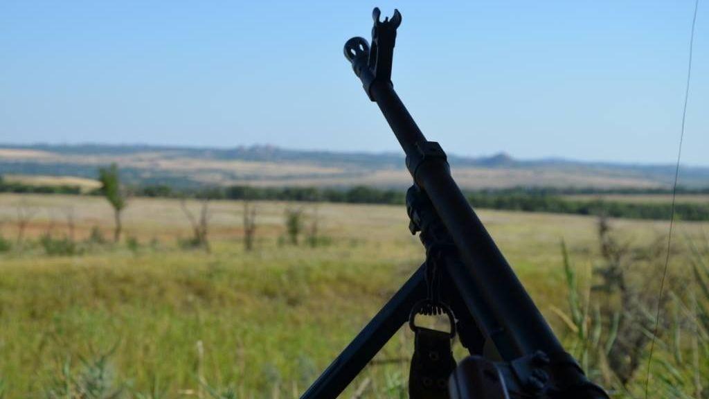 Украина вновь сорвала разведение войск в Донбассе