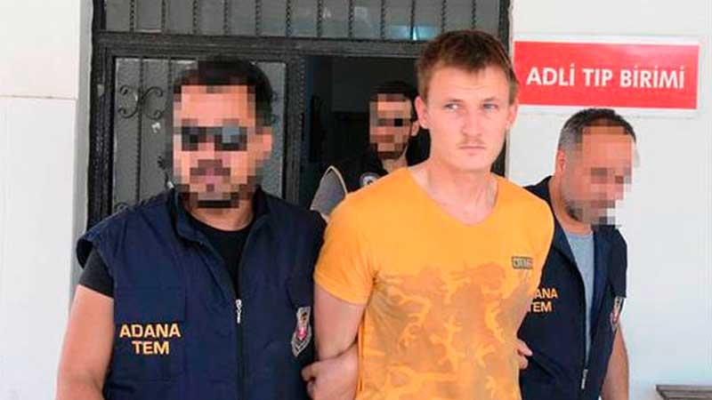 Задержан россиянин готовивший атаку на самолет США с помощью беспилотника