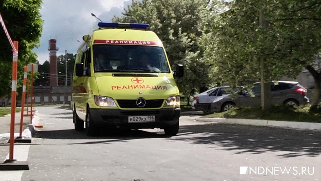 Наодной изтрасс под Екатеринбургом получил травмы двенадцатилетний ребёнок