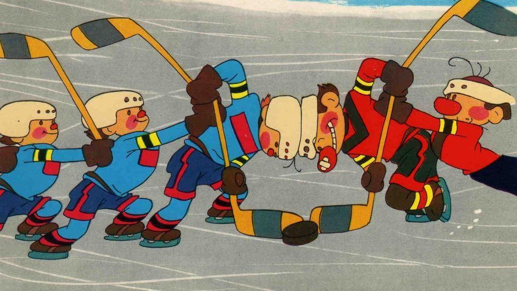 ВЧелябинске 12-летние красноярские хоккеисты устроили драку сосверстниками