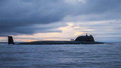 Выстрел ракетой «Калибр» сАПЛ «Северодвинск» попал навидео— Редкие кадры