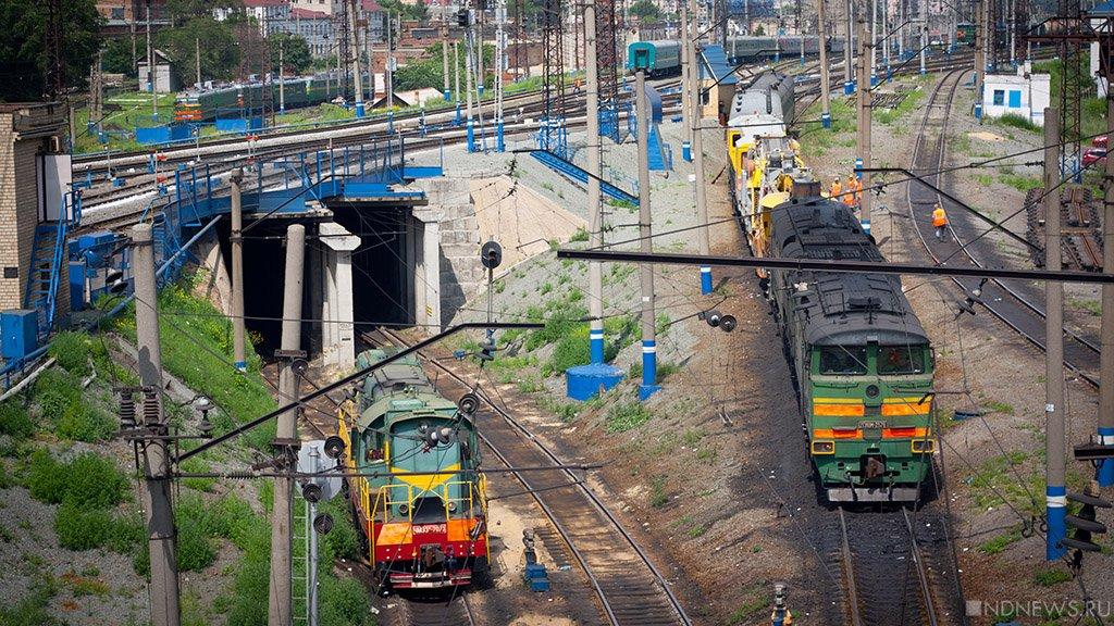 Попал под поезд ивыжил мужчина вЧелябинской области