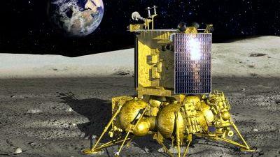 «Роскосмос» утвердил конструкторский прототип станции «Луна-25