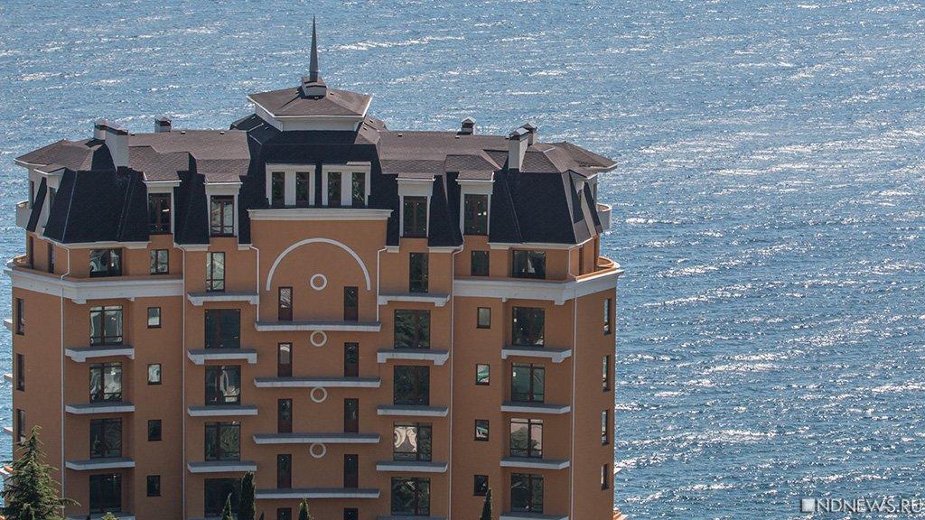 Граждане столицы стали самыми активным покупателями жилья вКрыму