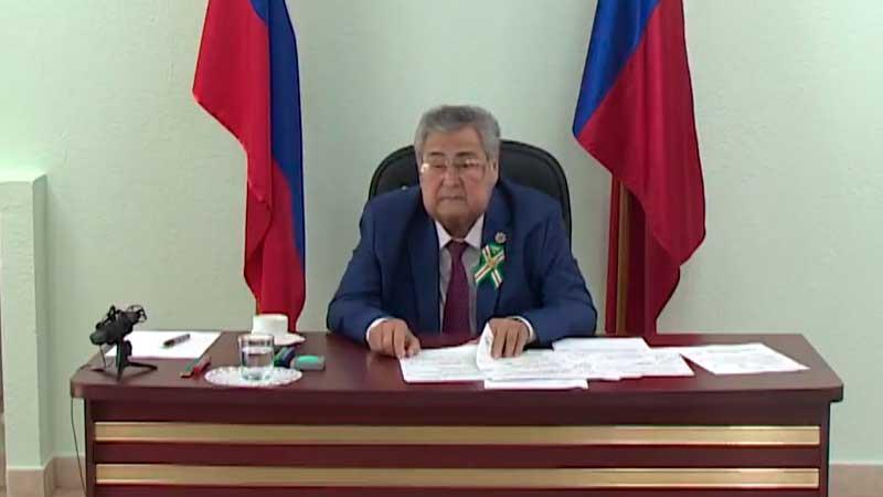 Тулеев останется главой Кузбасса допрезидентских выборов