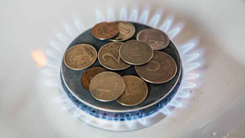 Новый рекорд: 1,1 млрд руб. задолжали коммунальщики газовщикам