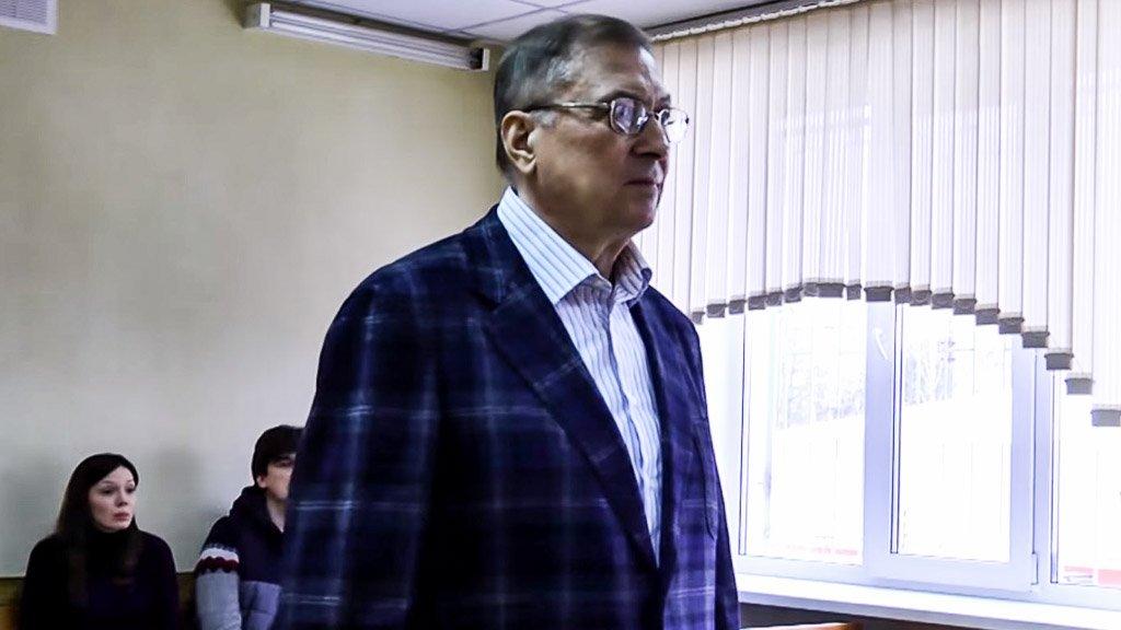 Экс-начальник УПЗ Годлевский отделался условным сроком замногомиллионную растрату