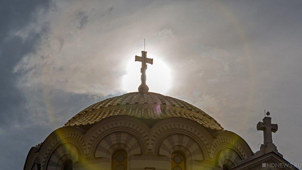 ВСимферополе силовики заблокировали храм УПЦ Киевского патриархата— архиепископ Климент
