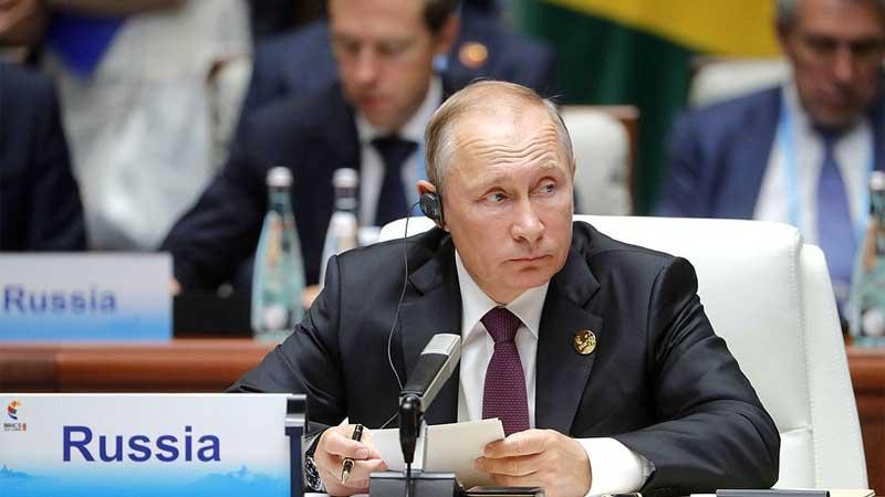 Путин: Задача Нового банка развития БРИКС— получение интернационального рейтинга